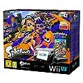 Nintendo Wii U Premium Pack schwarz inkl. Splatoon