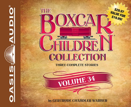 The Boxcar Children Collection Volume 34: The Mystery of the Haunted Boxcar, The Clue in the Corn Maze, The Ghost of the Chattering Bones (Boxcar Children Collections) (Corn Brothers Collection compare prices)