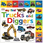 My First Trucks and Diggers Let's Get...