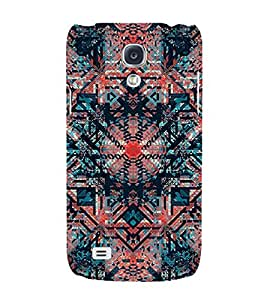Abstract Painting 3D Hard Polycarbonate Designer Back Case Cover for Samsung Galaxy S4