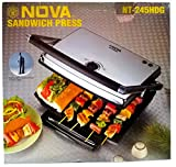 Nova NT-245 HDG Sandwich Press