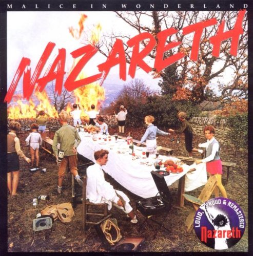 Nazareth - Malice In Wonderland (Japan Edition) - Zortam Music