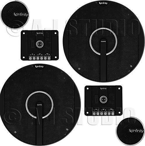 "Infinity Kappa 60.11CS 6-3.4"" Component Speaker System"