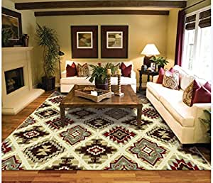 Large 8 X 11 Contemporary Rugs For Living