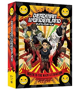 Deadman Wonderland: The Complete Series (Limited Edition)