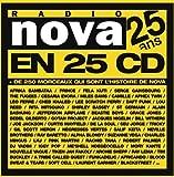 Coffret Nova 25 ans en 25 CD - Volume 1
