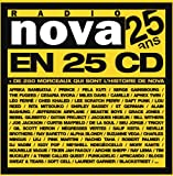 Coffret Nova 25 ans en 25 CD - Volume 1