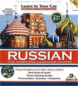 Amazon.com: learn russian cd - Audio CD: Books