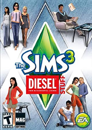 The Sims 3 Diesel Stuff [Mac Download]