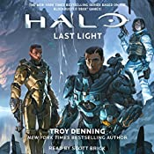 Last Light: HALO, Book 16 | Troy Denning