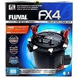 Fluval Fx6 Aquarium Canister Filter (FX4 Filter (250 Gal))