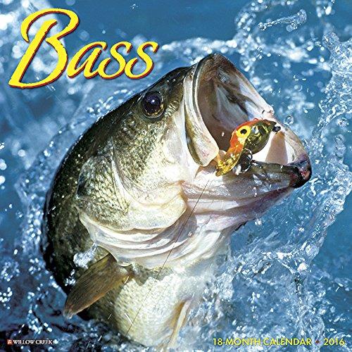 2016 Bass Wall Calendar