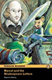 Marcel and the Shakespeare Letters CD Pack (Book &  CD) (Penguin Readers (Graded Readers))