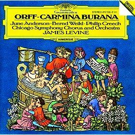 """Orff: Carmina Burana / 3. Cour d'amours - """"Circa mea pectora"""""""