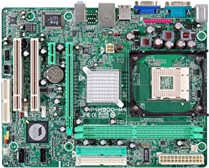 Biostar P4M900-M4 DDR2 533/667 LGA 478 VIA P4M900 MATX Intel Socket 478 pin Motherboard