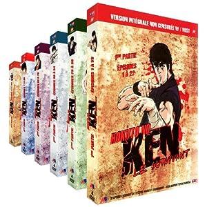 Ken le Survivant (Hokuto no Ken) - Intégrale (non censurée) - 6 Coffrets