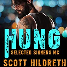 Hung Audiobook by Scott Hildreth Narrated by Douglas Berger, Melissa Lions