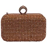 Style Addict SA112 women's Clutches Golden