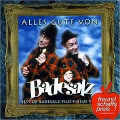 Cover: Badesalz - Alles Gute von Badesalz