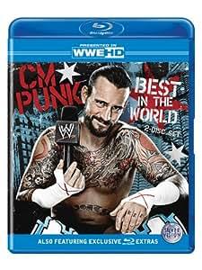 WWE - CM Punk: Best In The World [Blu-ray]