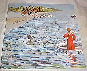 Foxtrot By Genesis Record Vinyl Album LP