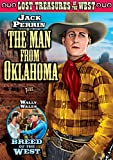 Man From Oklahoma (Silent) (1926) / Breed of the West (1930)