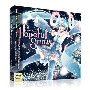 KARENT presents Hopeful Snow feat. 初音ミク 雪ミク