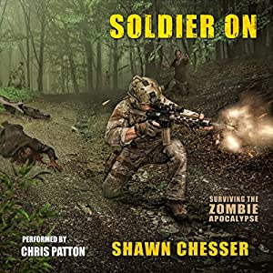 Soldier On Audiobook