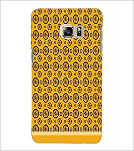 PrintDhaba Wheel patytern D-1881 Back Case Cover for SAMSUNG GALAXY NOTE 5 (Multi-Coloured)