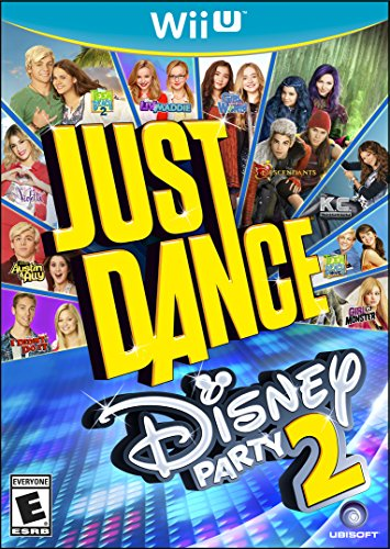 Just Dance Disney Party 2 - Wii U Standard Edition