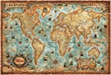 Rayworld Modern World Antique Map