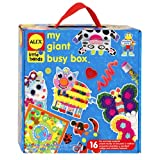 ALEX® Toys - Early Learning My Giant Busy Box -Little Hands 530X by Alex Toys