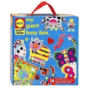 Alex Toys My Giant Busy Box