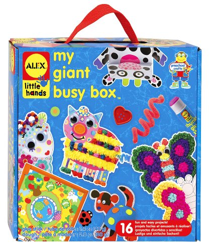Alex Toys My Giant Busy Box
