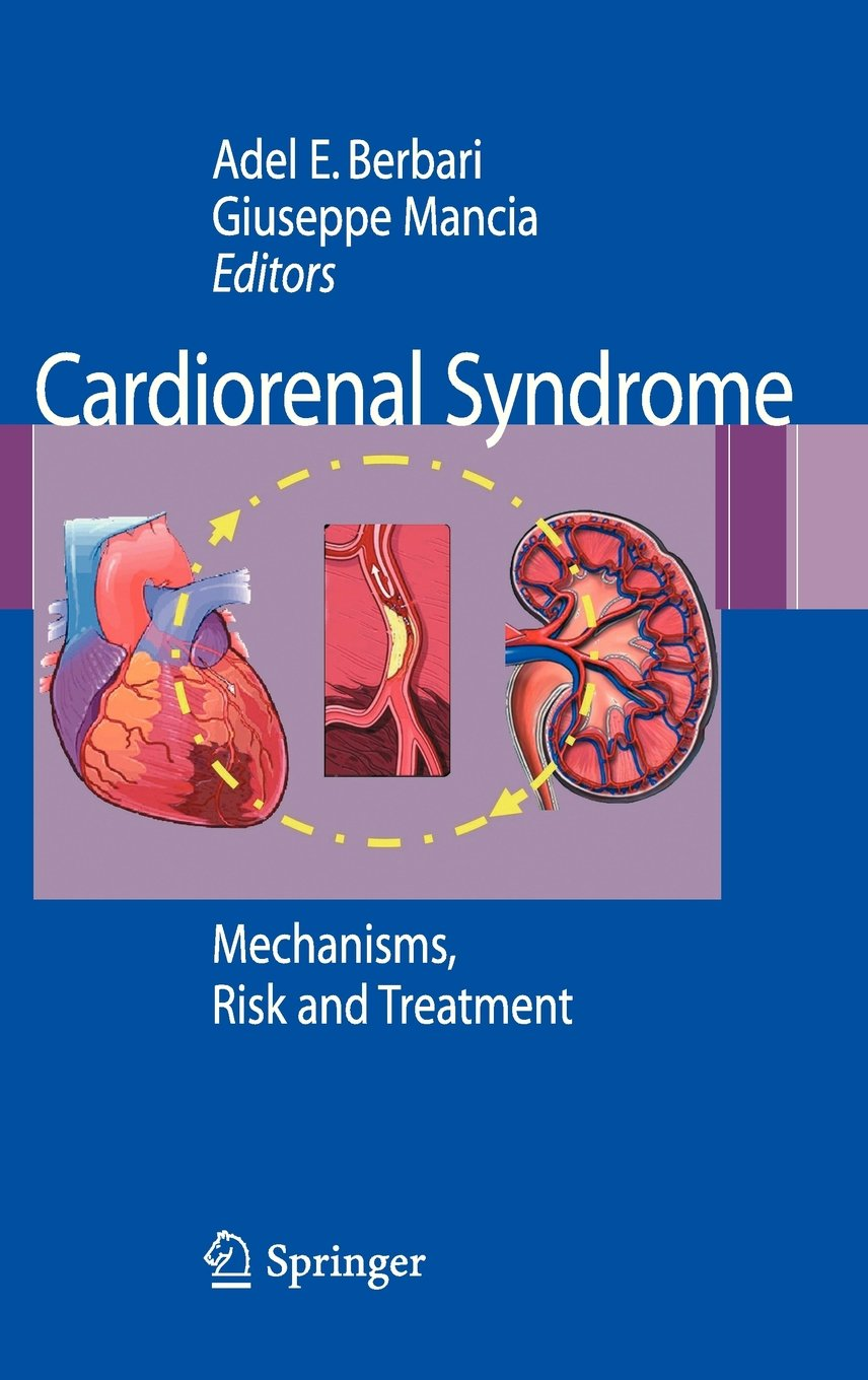 Cardiorenal Syndrome: Mechanisms, Risk and Treatment Free Download 61snf0sQvRL