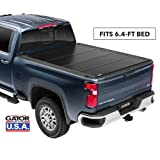 fits 2015-2019 Ford F-150 6.5feet Short Bed STD//EXT//Crew UX22020 Undercover Ultra Flex Hard Folding Truck Bed Tonneau Cover
