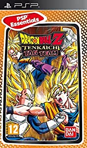 Dragon Ball Z : Tenkaichi Tag Team - collection essentiels
