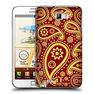 Hard Back Case Cover for Samsung Galaxy Note N7000 I9220: Electronics