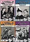 Laurel & Hardy - Collection 7: Rache ist süß / .. machen eine Landpartie / In die Falle gelockt / Die Geldgierigen (4 DVDs)