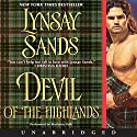 Devil of the Highlands Audiobook by Lynsay Sands Narrated by Marianna Palka