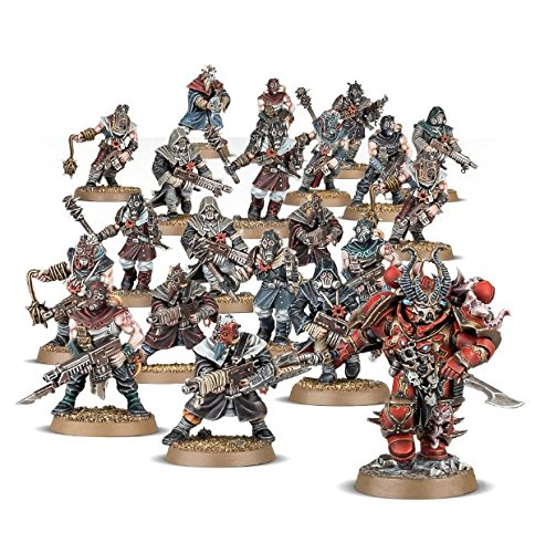 Chaos Space Marines Cultist Assault (Chaos Space compare prices)