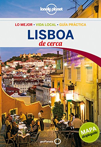 Lisboa De Cerca 2 (Lonely Planet-Guías De cerca)