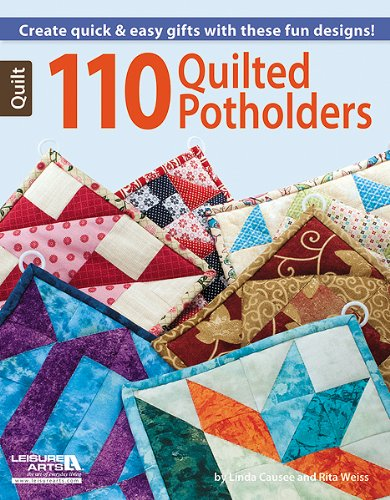 100 Quilted Potholders