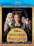 Hocus Pocus / Abracadabra (Bilingue) [Blu-ray + DVD] (Version française)