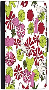 Snoogg Birds And Rats Designer Protective Phone Flip Back Case Cover For Samsung Galaxy J7 (2016)