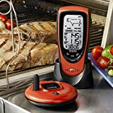 NEW Talking Wireless BBQ/Oven Thermometer (Audio/Video/Electronics)