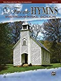 Favorite Hymns Instrumental Solos for Strings: Viola (Book & CD) (Alfred's Instrumental Play-Along)