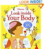 Look Inside: Your Body (Usborne Look Inside)