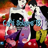 Cafe Solaire 18 (2CD) Various