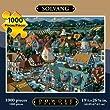 Dowdle Solvang 1000 Piece Puzzle